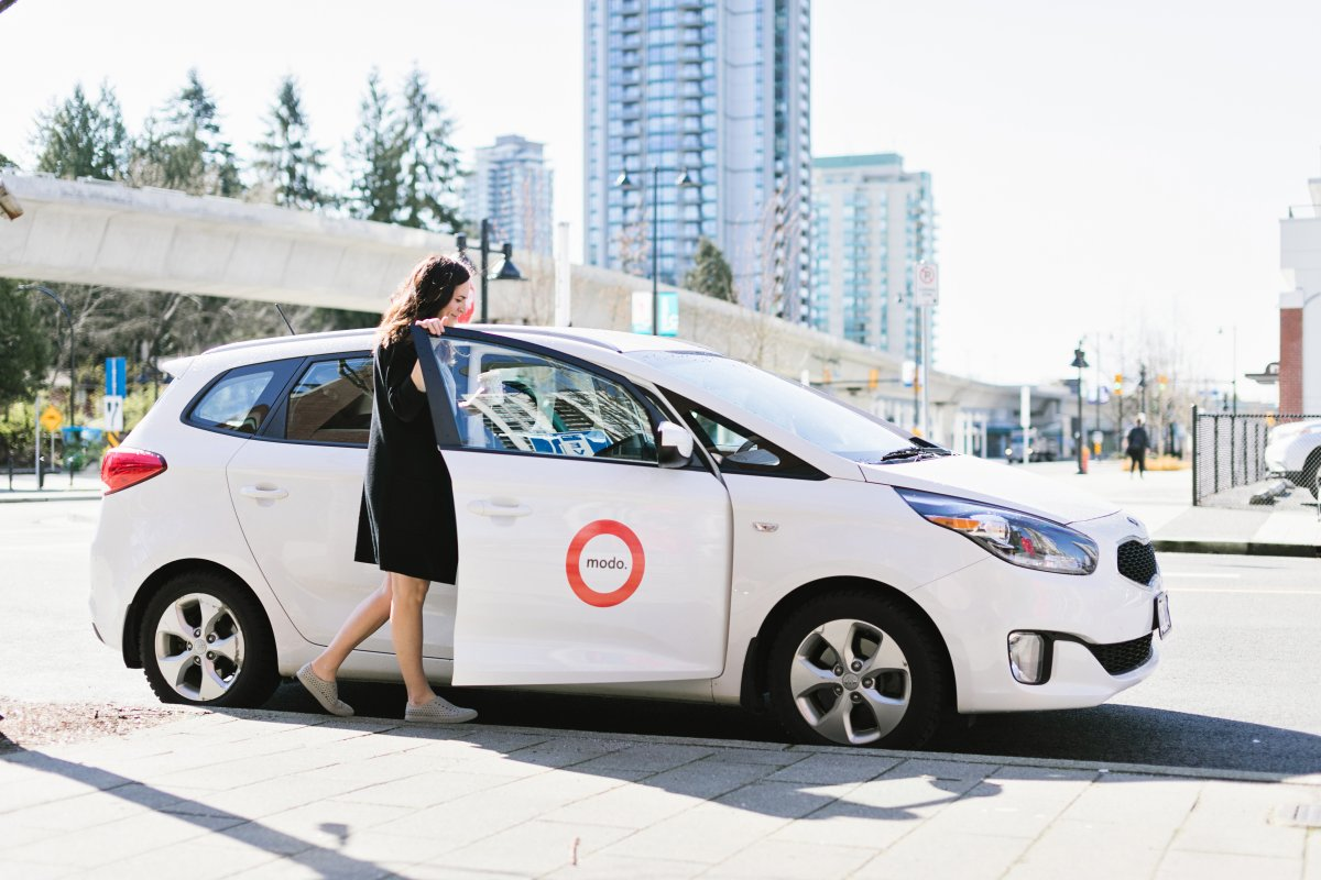 Modo's car-sharing operation is a made-in-Vancouver success story, and was just the second car-share service in North America.