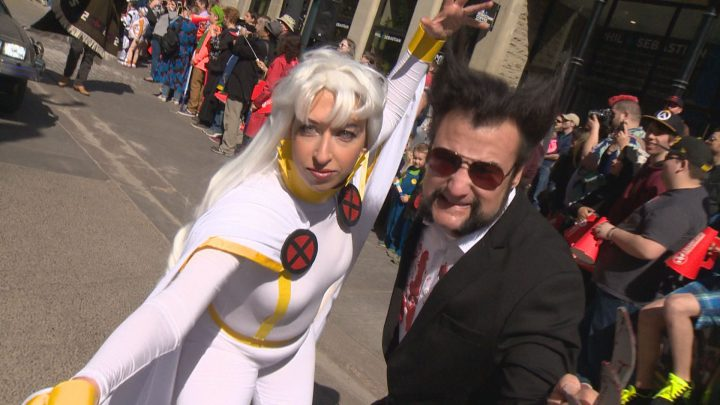 Images from the 2018 Calgary Expo. This 2021 event is being postponed, organizers say.