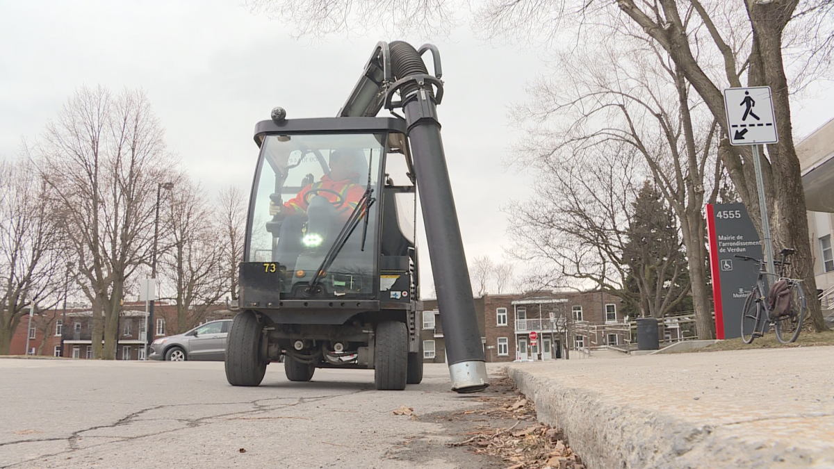Montreal is getting ready for a major spring cleanup.