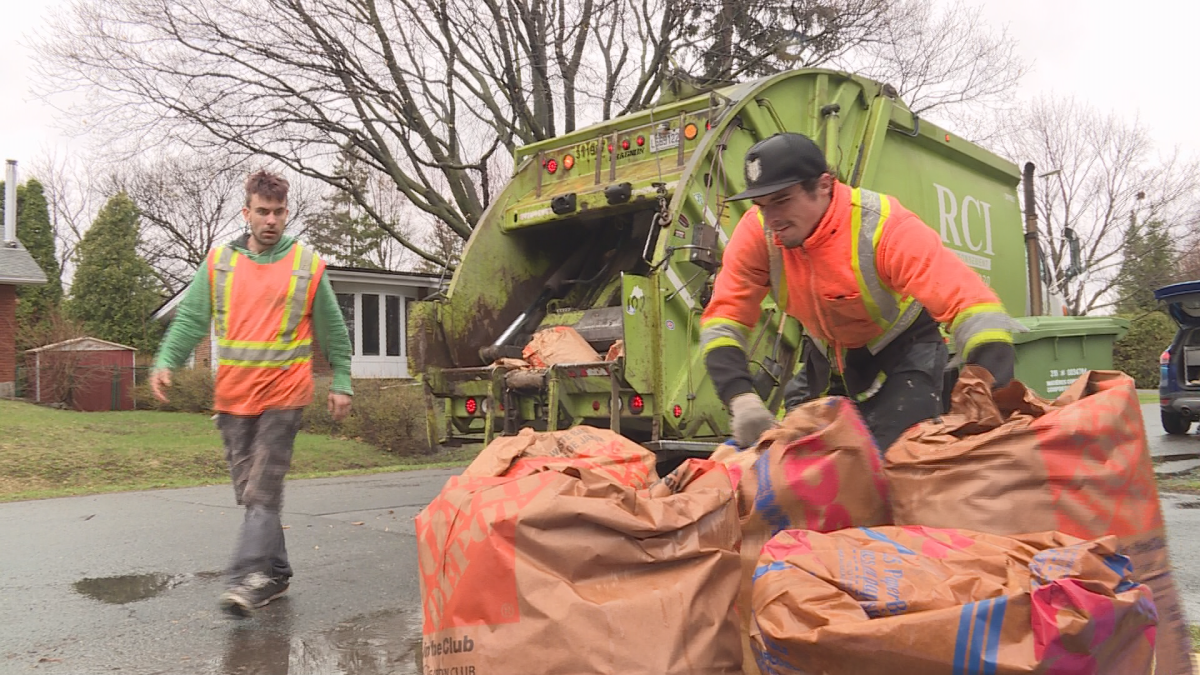 A Pointe-Claire waste study revealed that 45 per cent of garbage contains organic waste.