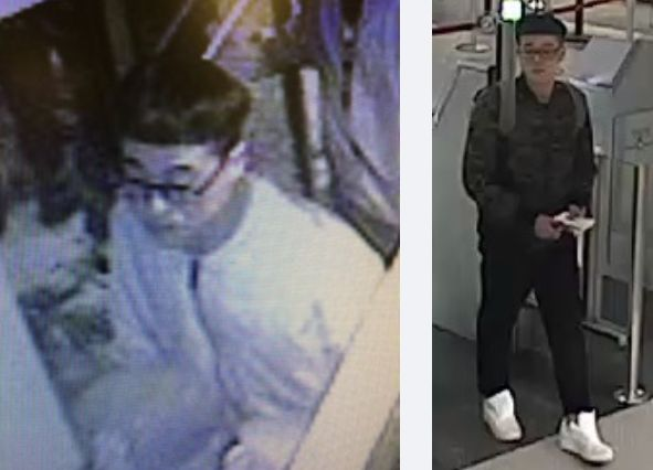 Jiduo Luo, 23, is wanted by Edmonton police in connection with a hit-and-run collision that left a cyclist dead.