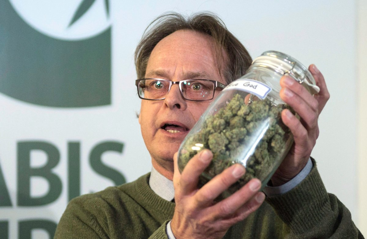 The charge against Marc Emery stemmed from the opening of Cannabis Culture boutiques in Montreal in December 2016.