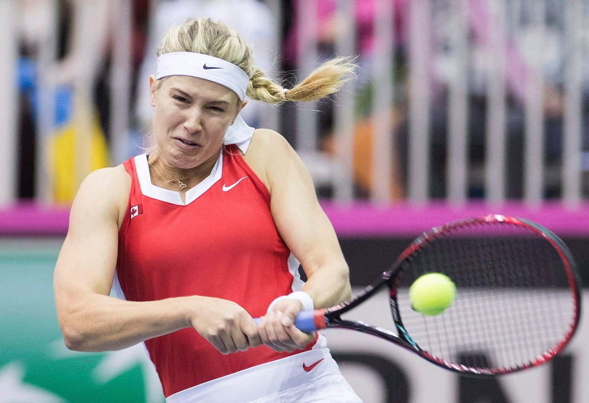 Now ranked 167th in the world, Eugenie Bouchard is well outside a spot that would earn her direct entry into a Grand Slam.