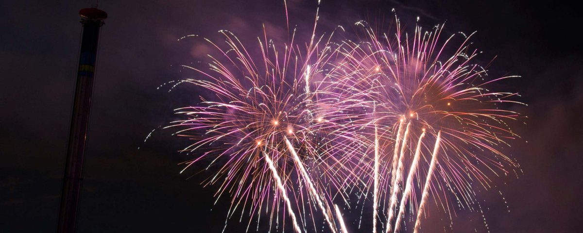 You can catch fireworks at The Forks and along Portage Avenue this Canada Day.