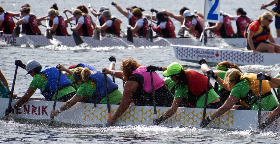 The 20th annual Penticton Dragon Boat Festival in September is expected to attract more than 2,500 athletes and will also double as a regional qualifier for the nationals.
