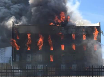 The fire that ripped through downtown Brandon in May caused more than $25 M in damage.