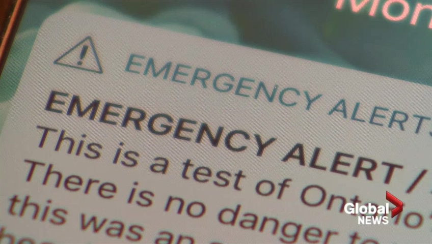 Technology exists to fix design flaws of Canada's 'Alert Ready' system: expert - image