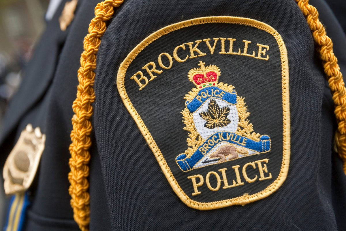 Brockville Police say a man was allegedly running around in the middle of the night knocking on doors, possibly due to drug-induced psychosis.