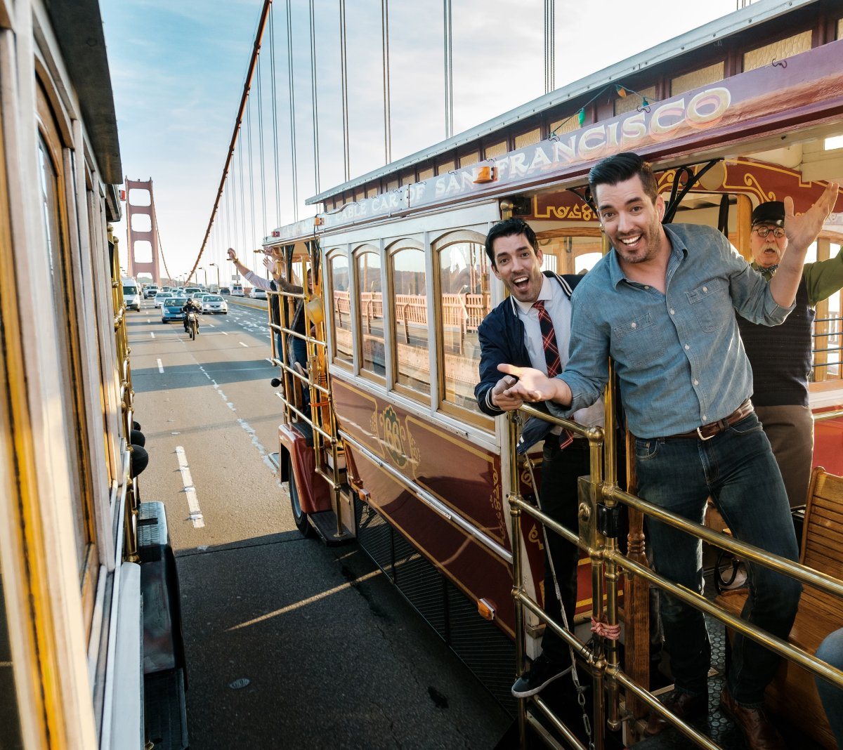 The Scott Brothers go to the San Francisco Bay Area for Season 6 of 'Brother vs. Brother.'.
