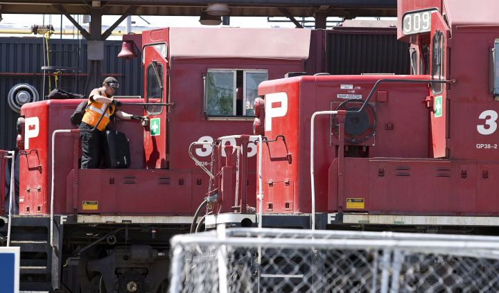 CP Rail says the deal is expected to close at the end of 2019 and remains subject to customary closing conditions.
