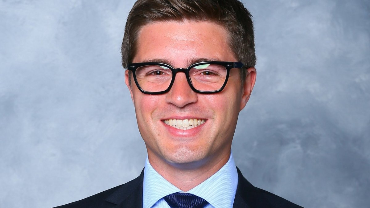 The Toronto Maple Leafs named Kyle Dubas their general manager on May 11, 2018.