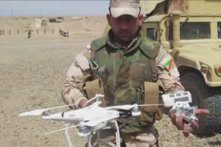 Drone wars: Is Canada's military prepared for weaponized drones? - image