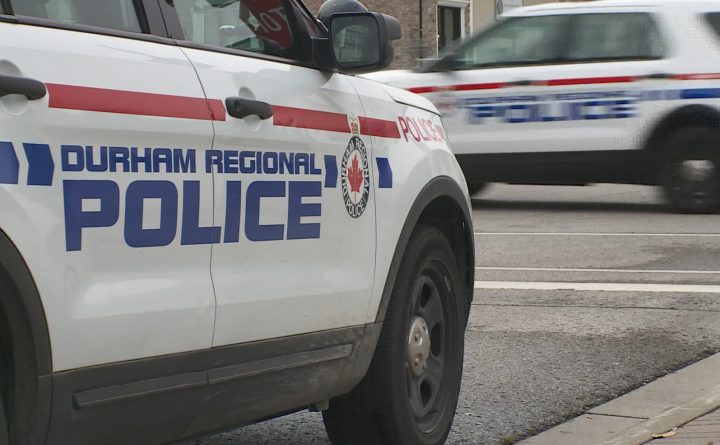 Durham police say a woman was killed following a head-on collision in Clarington on Thursday night.