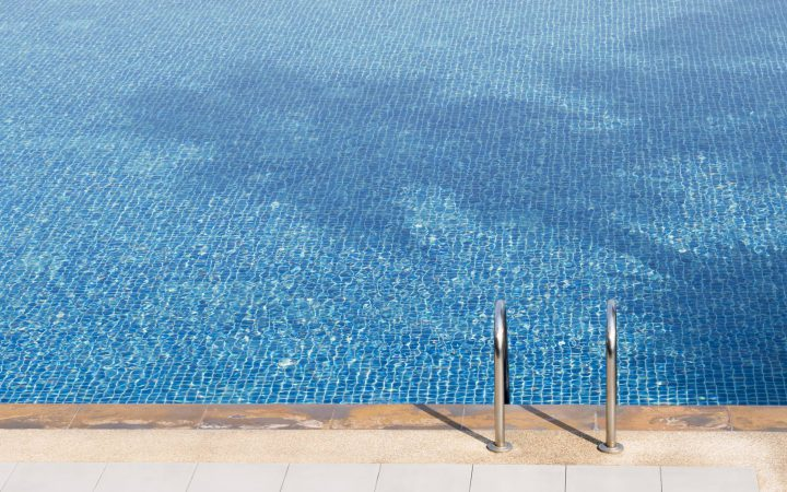 German lifeguards are warning parents to be more vigilant around pools.