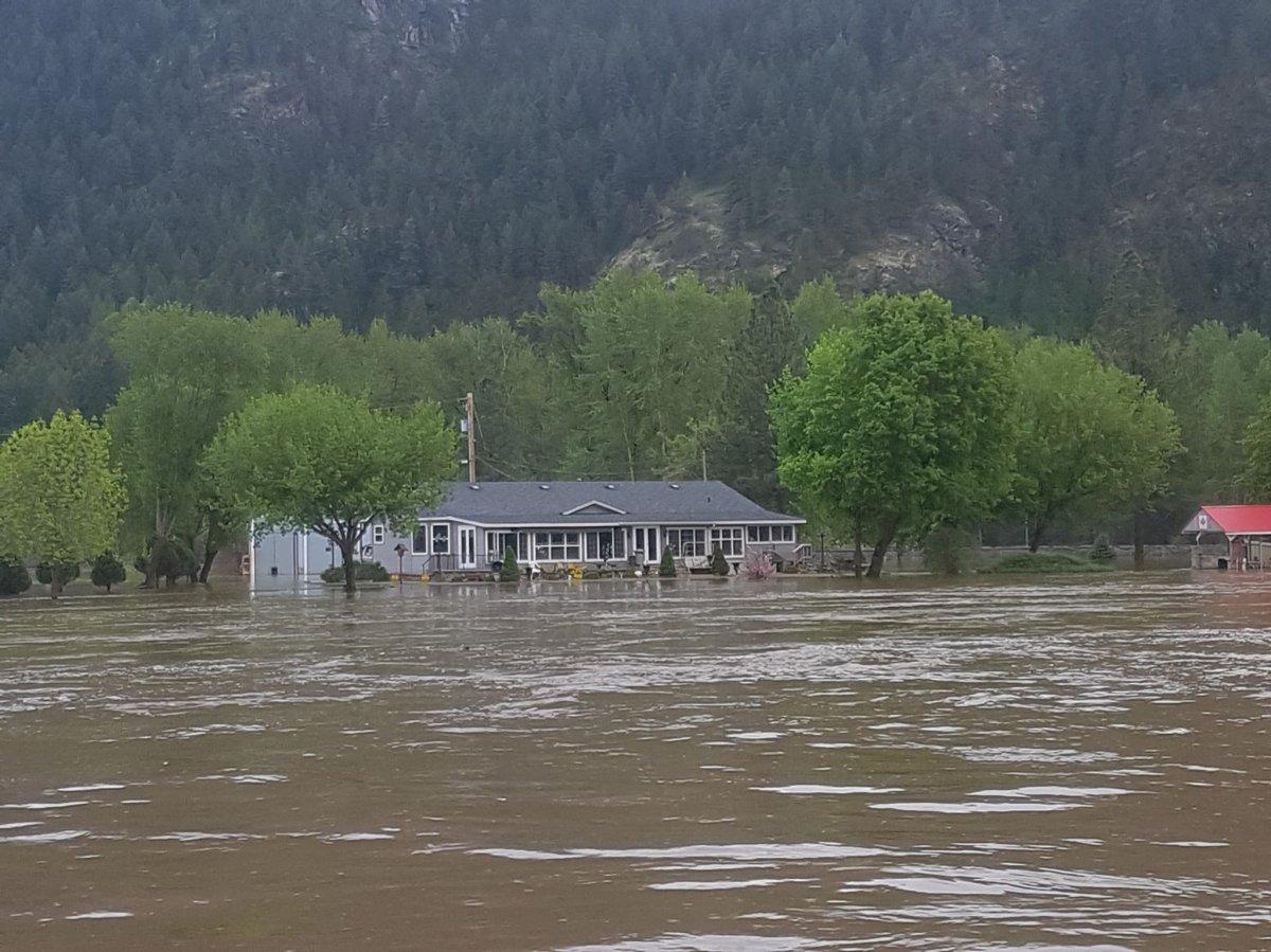 Severe flooding hit dozens of homes in Grand Forks last spring.
