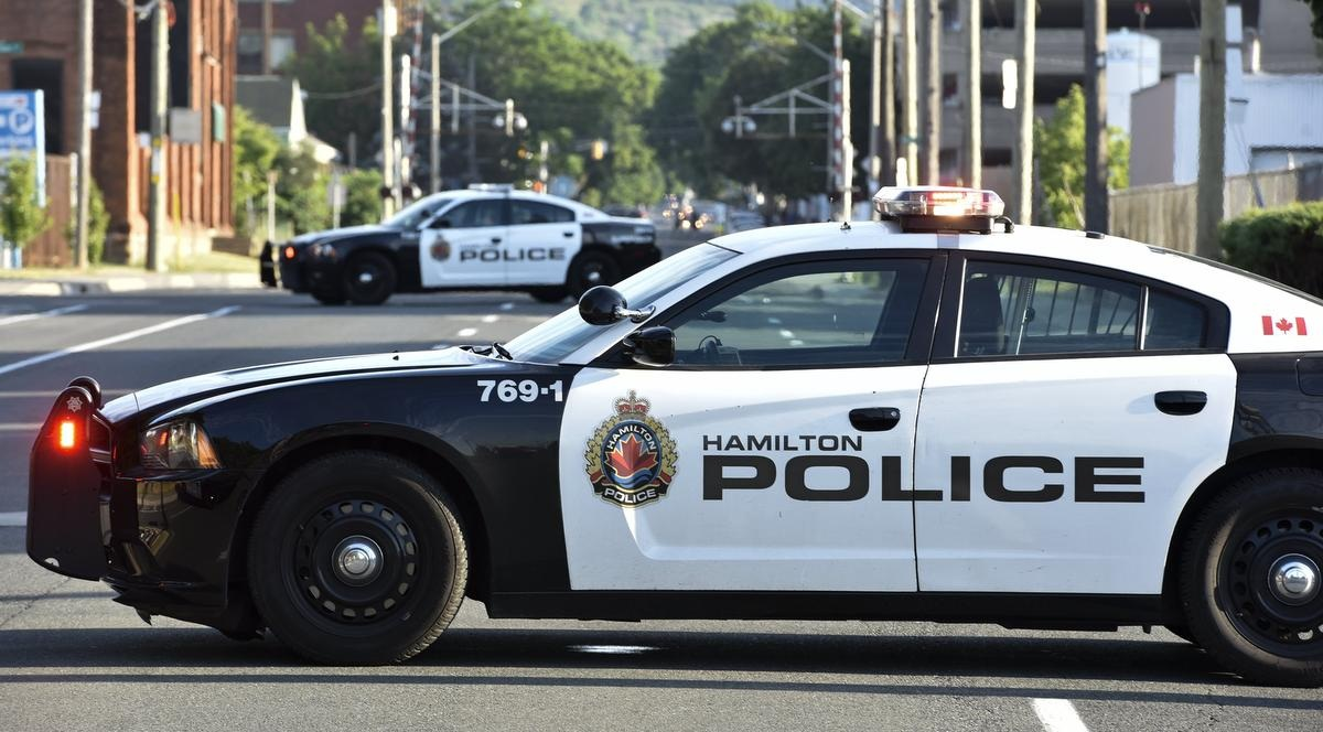 Hamilton Police have identified one suspect and are searching for three others in a 2017 carjacking case.