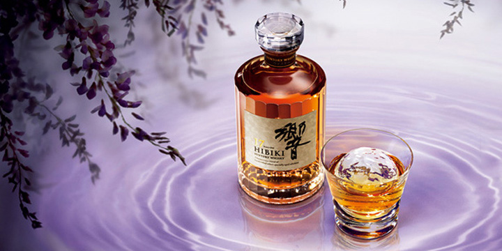 Suntory's 17-year-old Hibiki whiskey has been discontinued.