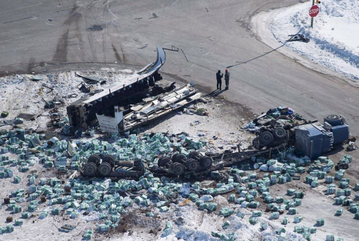Mandatory seatbelts on buses have been a common topic of discussion since the April 6 Humboldt Broncos bus crash tragedy.