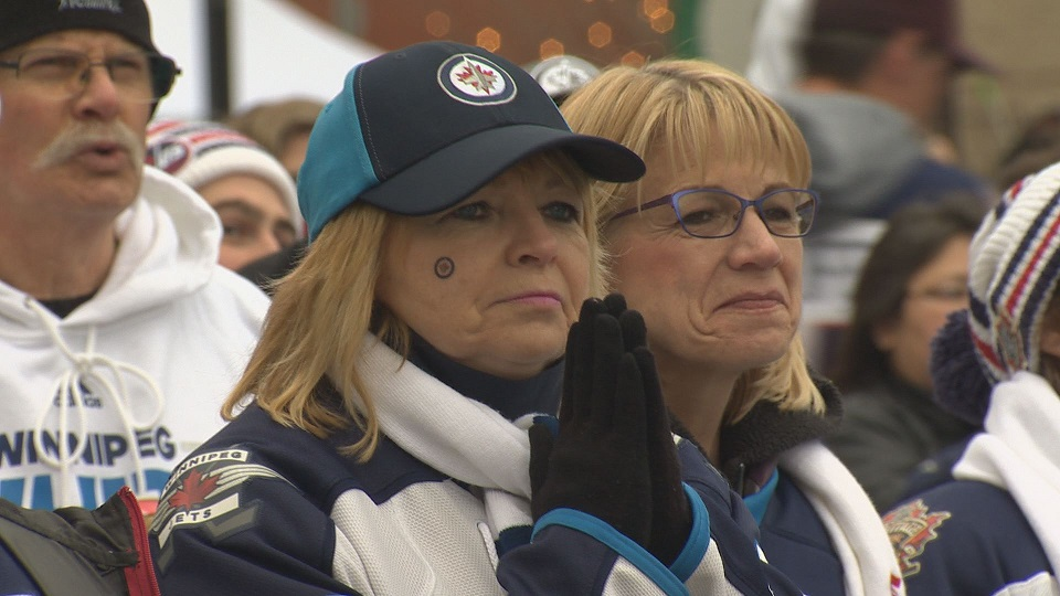 It's an exciting time to be a Jets fan, but players aren't the only ones feeling stressed.  It's been a roller coaster ride of emotions for Jets fans too.