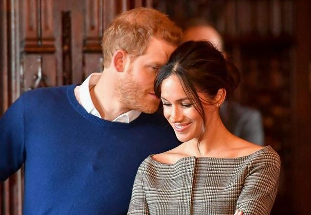 FILE - Meghan Markle will marry Prince Harry on May 19, 2018.