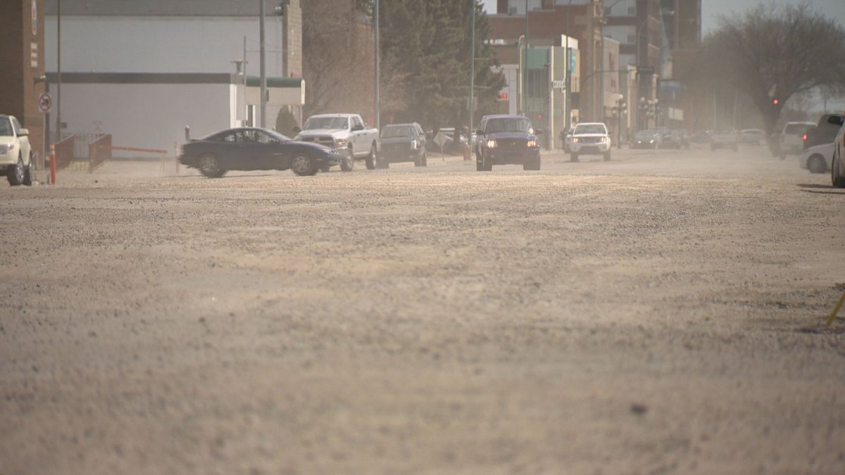 Moose Jaw's High Street is leading the way in CAA's Worst Roads Campaign.