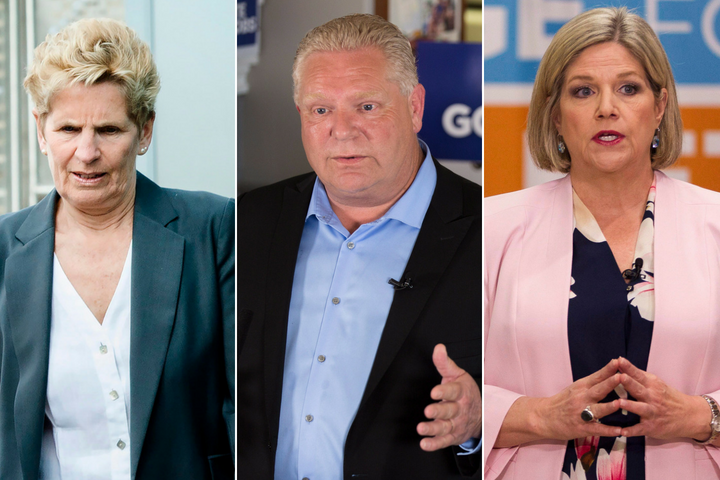 The Ontario election is slated to take place on June 7.