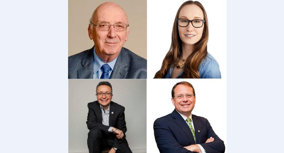 The four main candidates running in Guelph for the Ontario election met for a second debate Tuesday night at City Hall.