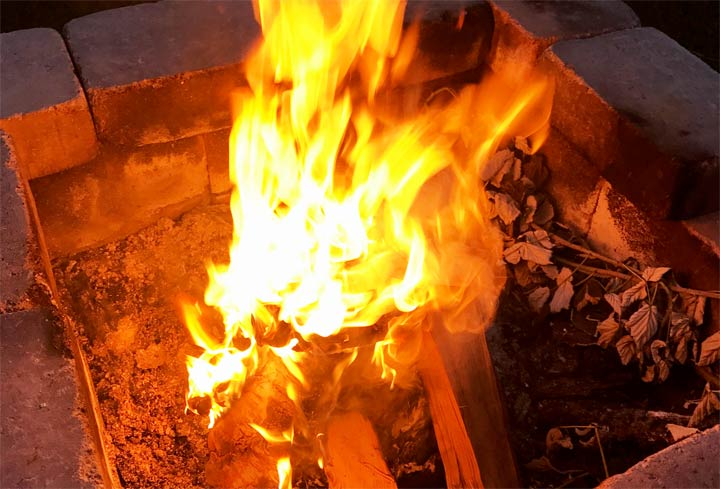 The safety theme the Saskatoon Fire Department will focus on in May involves informing the public about proper fire pit use.