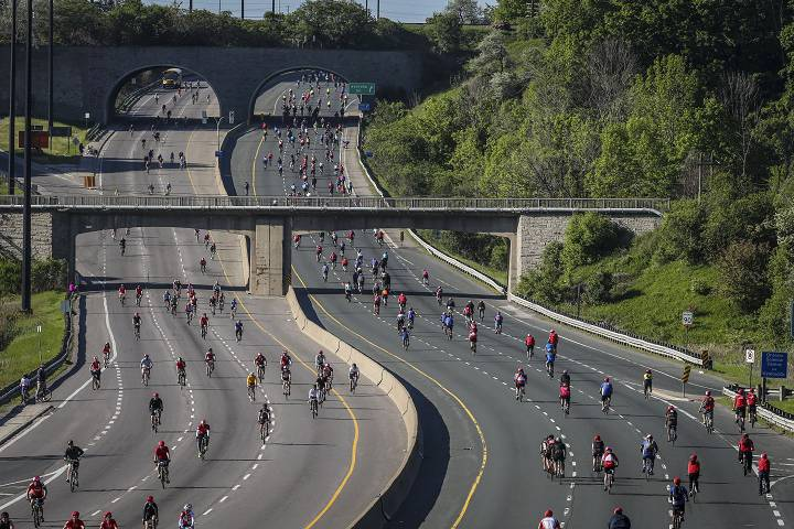 A Toronto councillor is hoping for a second look at the closing of major city roadways for events.