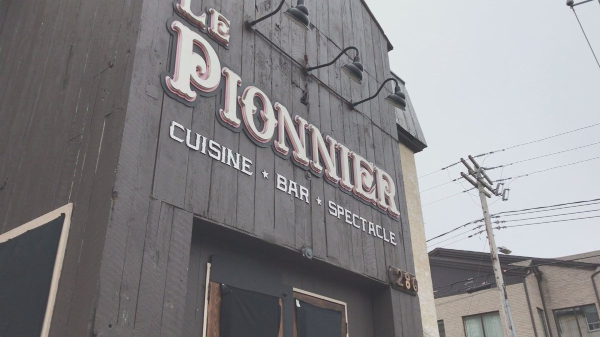The Pioneer in Pointe-Claire on Monday, May 28, 2018.