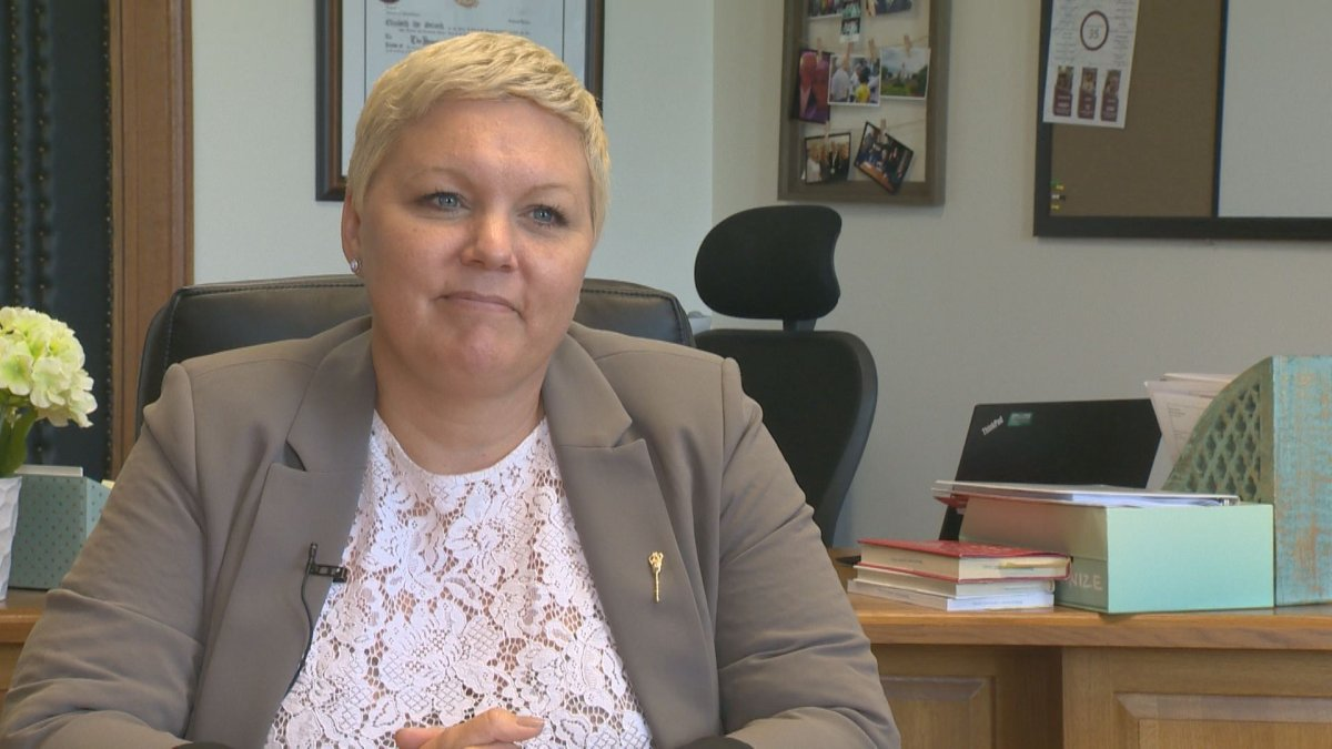 "Status of Women Minister Tina Beaudry-Mellor discusses the ""refresh"" of the office."