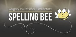 Continue reading: WATCH: 2018 Calgary Invitational Elementary Spelling Bee