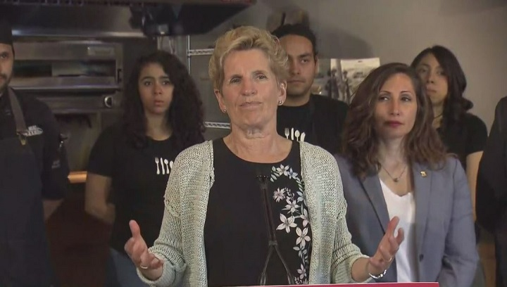 Kathleen Wynne's Liberals realize that not only will they lose theprovincial election, there's also a good chance they may not elect enough members to achieve official party status, Scott Thompson says.