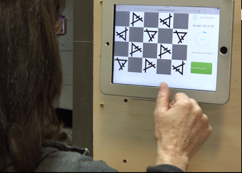 A short video game screens for impairment at this Colorado aluminum castings plant.