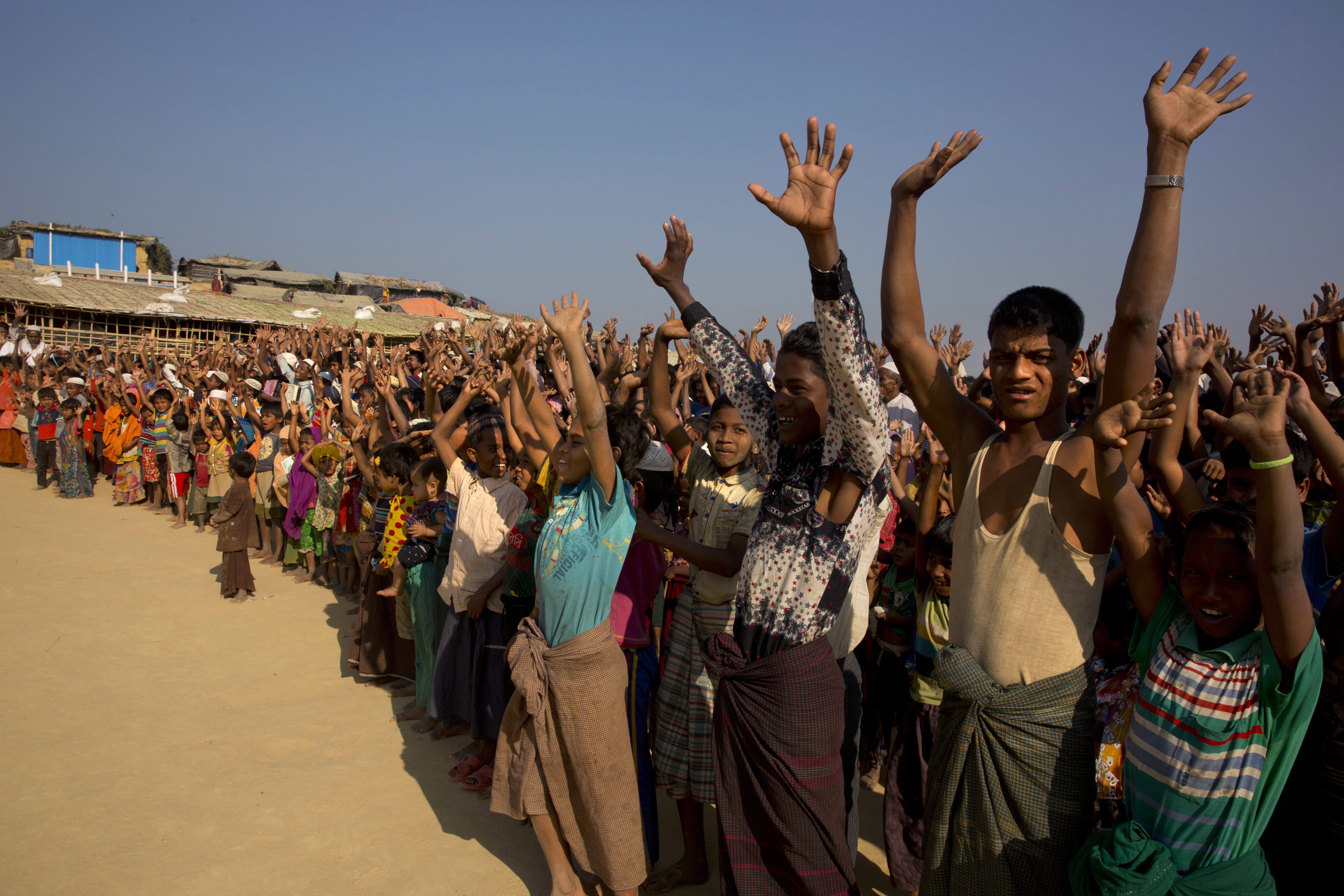 U.S. court orders Facebook to release records of anti-Rohingya accounts to Myanmar probe