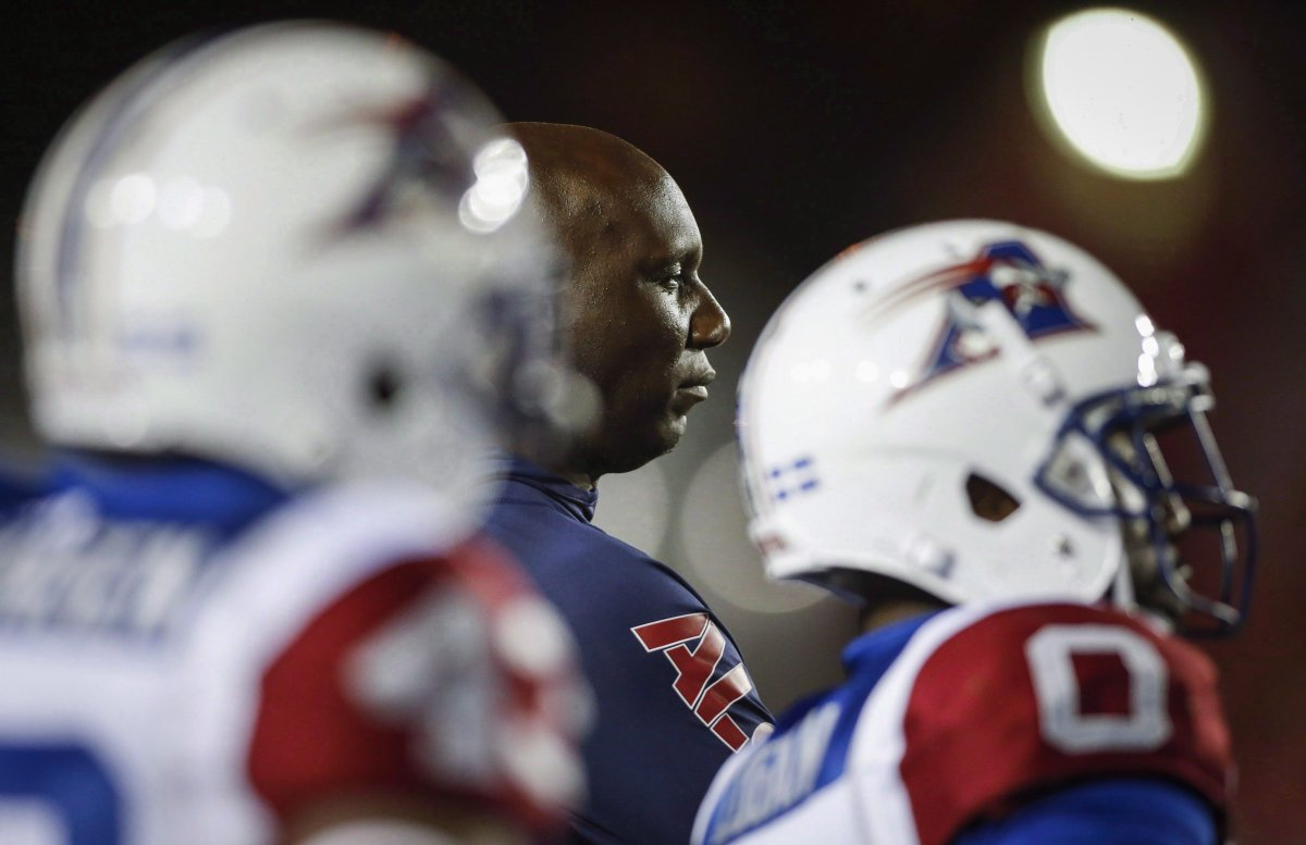 Montreal Alouettes head coach Kavis Reed's first year as general manager of the Montreal Alouettes was a disaster, but Kavis Reed certainly made enough off-season moves to try to fix the trouble.