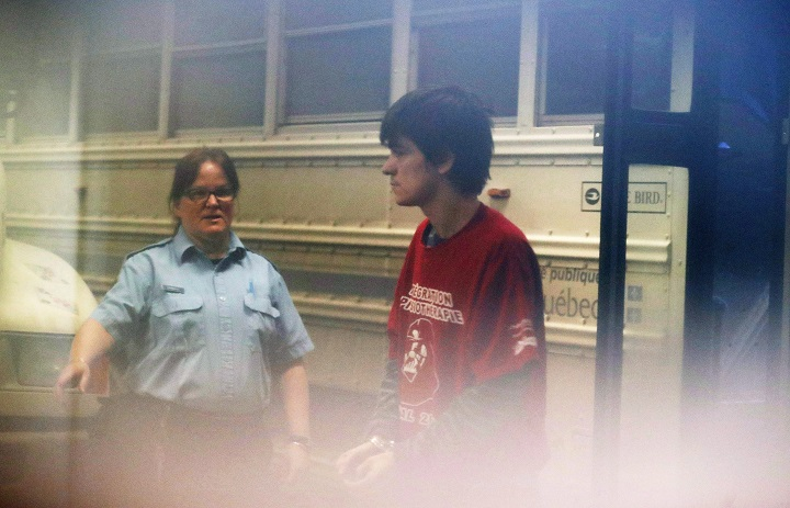 Alexandre Bissonnette could face a 150-year sentence.
