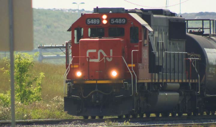 CN Rail says it will stop using horns and whistles while overnight shunting work is going on in Guelph.