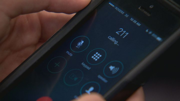 Manitoba's 211 phone line went live in October and has seen more than 2,000 callers.