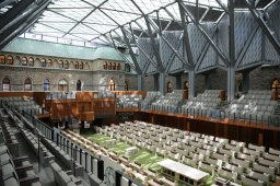 Continue reading: West Block's transformation into the new home of the House of Commons