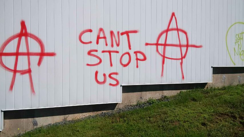 Nova Scotia RCMP are investigating more cases of vandalism, this time in Lower Sackville.