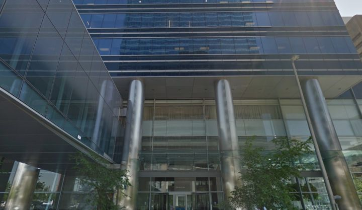 A file photo of the Alberta Securities Commission in Calgary.