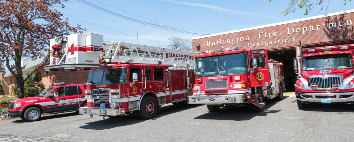 """Burlington fire officials say the """"improper use of solvents"""" was the cause of an industrial fire that took place on Wednesday morning."""