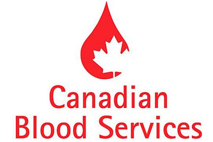 Canadian Blood Services says 23,000 donors are needed by July 2, 2018.