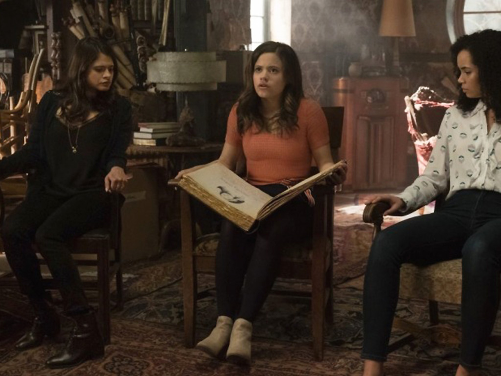 The 'Charmed' reboot will air on W Network this fall.