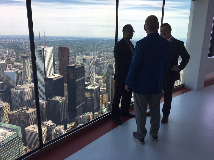 The CN Tower will be one of several locations offering 2-4-1 promotions over four winter weekends.