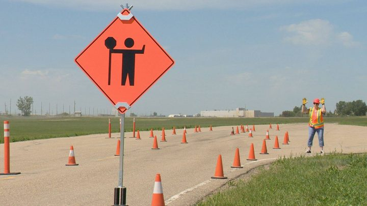 July was another busy month for Saskatchewan law enforcement, as they focused on catching motorists speeding in both municipal and highway work zones.