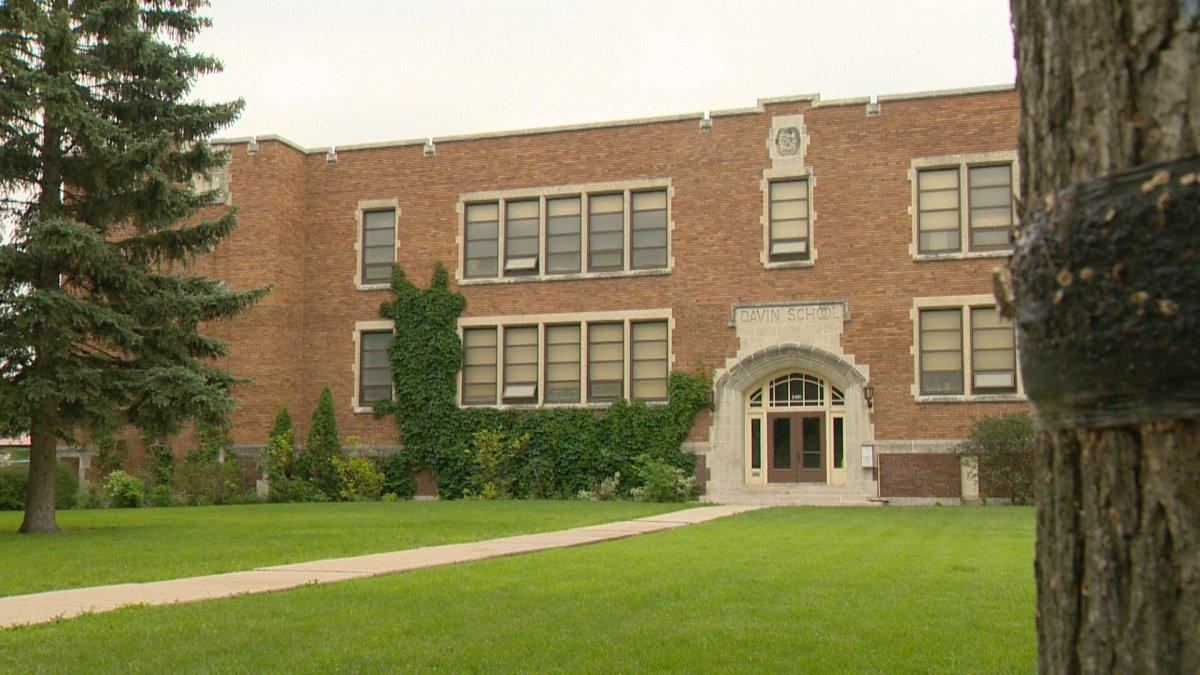 Regina's Board of Education has voted to rename Davin School as Crescents School.
