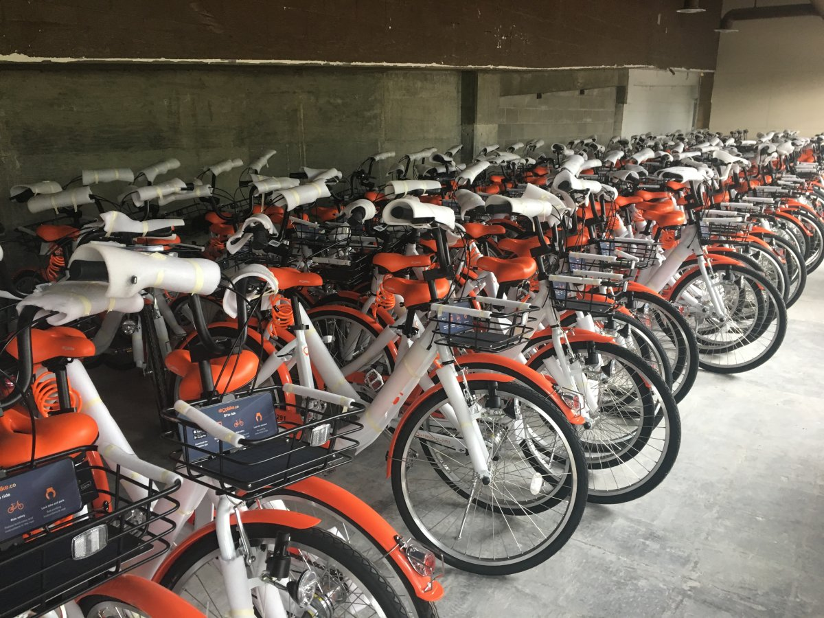 Dropbikes won't be returning to the streets for Summer 2019 and it's unclear if a new bike share operator will move in.