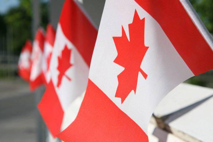 O Canada! .